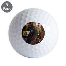 room with a view... TIMES SQUARE Golf Ball