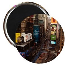 room with a view... TIMES SQUARE Magnet
