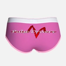 Pulse Drivers Official Logo Women's Boy Brief