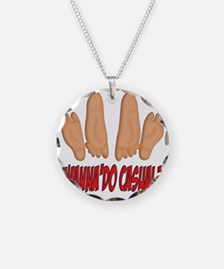 WANNA DO CASUAL? Necklace