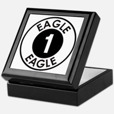 Space: 1999 - Eagle 1 Logo Keepsake Box