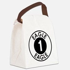 Space: 1999 - Eagle 1 Logo Canvas Lunch Bag