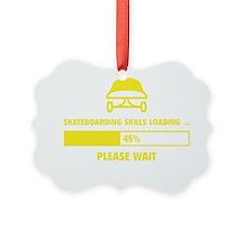 LoadingSkateb1E Ornament