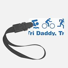 triaIDaddy1F Luggage Tag