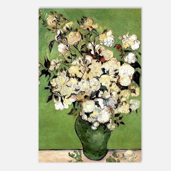 Van Gogh Roses Postcards (Package of 8)