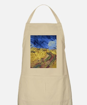 Wheatfield with Crows Apron