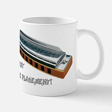 Harmonica Players Mug