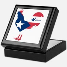 El Gallo Keepsake Box