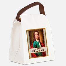Jean Valjean Tobacco Label Canvas Lunch Bag