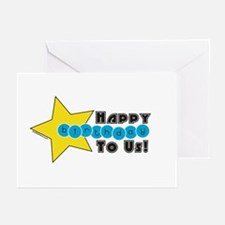 TWIN/MULTIPLE BOYS B-DAY INVITAIONS (Pk of 10)