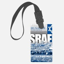 Jerusalem, Israel Luggage Tag