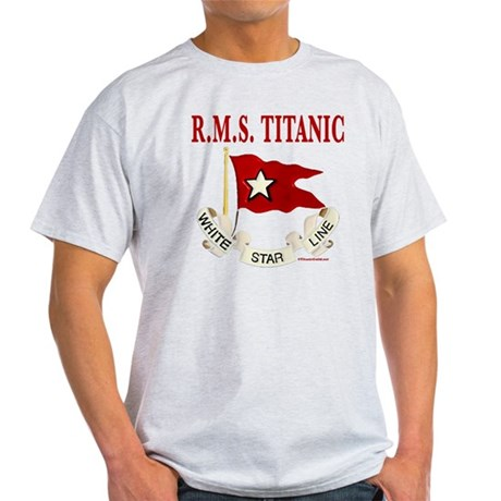 WSwithrope12x12TRANS Light T-Shirt