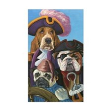 pirate-dogs Decal