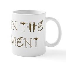 Plays in the Basement Mug