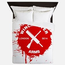 Winchester Arms Shaun Of The Dead Queen Duvet