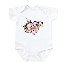 Sweetheart Gabrielle Custom Princess Infant Bodysu