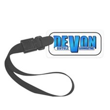 DBA logo 2 Luggage Tag
