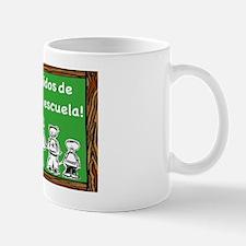 Back to School Kids SPANISH Mug