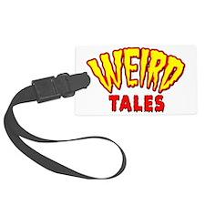 Weird Tales Luggage Tag
