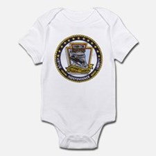 USS PENNSYLVANIA Infant Bodysuit