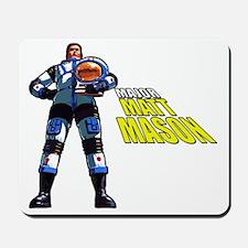 Major Matt Mason Mousepad