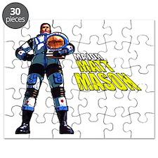 Major Matt Mason Puzzle