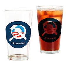 obamunism Drinking Glass