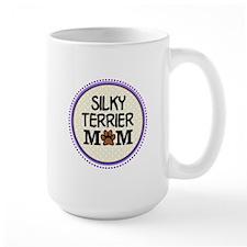 Silky Terrier Dog Mom Mugs