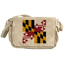 Maryland Messenger Bag