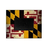 Maryland flag Picture Frames