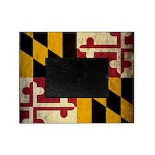 Grunge Maryland Picture Frame