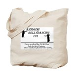 Ammachi BellyDancing 101 Tote Bag