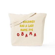 My Baloney Tote Bag