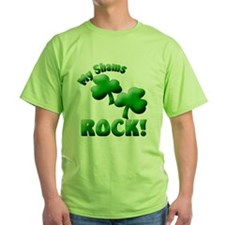 Shams ROCK! T-Shirt