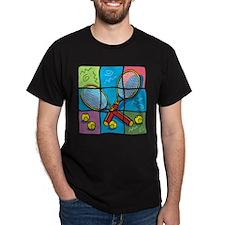 Tennis Puzzle T-Shirt