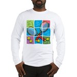 Tennis Puzzle Long Sleeve T-Shirt