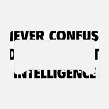 educIntelligence1A License Plate Holder