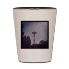 Seattle Space Needle Shot Glass