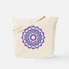 Sahasrara Chakra Tote Bag