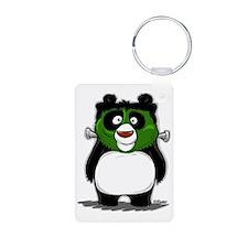 Frankenstein Panda Keychains
