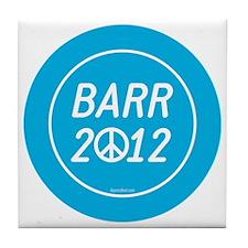 Barr 2012 Peace Tile Coaster
