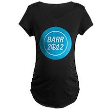 Barr 2012 Peace T-Shirt