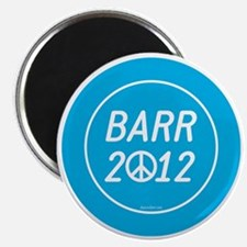 Barr 2012 Peace Magnet