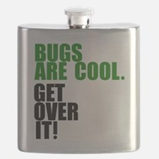 Bugs are cool. Flask