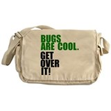 Entomology Canvas Messenger Bags