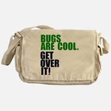 Bugs are cool. Messenger Bag