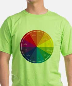 The Color Wheel T-Shirt