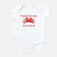 Camden Co. Crab Shack Infant Bodysuit