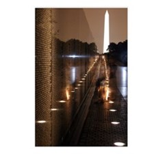 Vietnam Veterans Memorial Postcards (Package of 8)