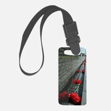 Vietnam Veterans Memorial with W Luggage Tag